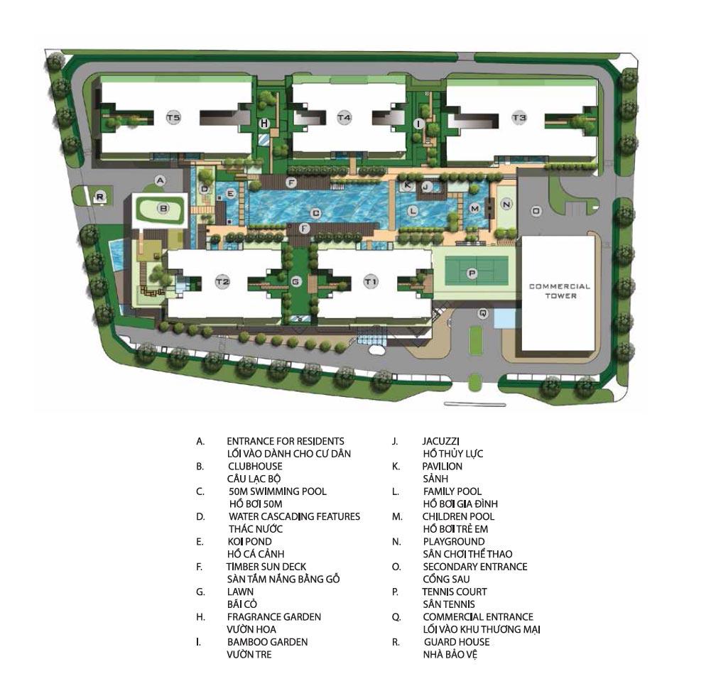 Vista an phu floor plan showroom hotline 65 61007688 for Site floor plan